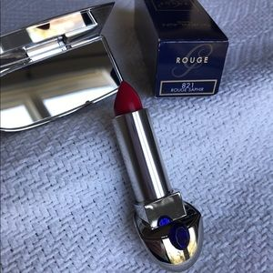 GUERLAIN Rouge Exceptional Lip Colour 821 Saphir